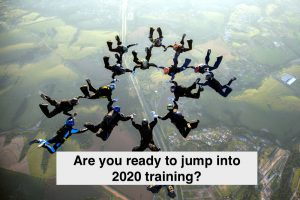 2020 professional development training